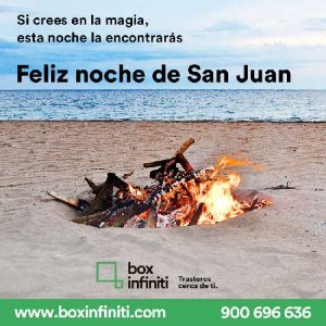 Llega la noche más larga, Feliz San Juan